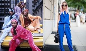 Thời trang đầu thập niên 2000 gây sốt trở lại