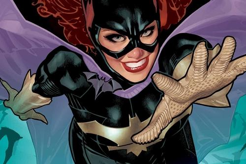 Batgirl trong truyện tranh DC. Ảnh: Dcentertainment.