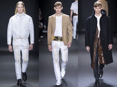 Các thiết kế Thu Đông 2016 là những mẫu trang phục cuối cùng ghi dấu ấn củaItalo Zucchelli tại Calvin Klein