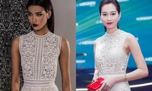 Ba nhà thiết kế Việt đụng ý tưởng với bộ sưu tập xuyên thấu