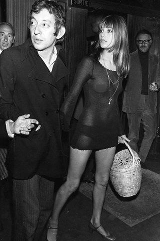 Jane Birkin, 1970.