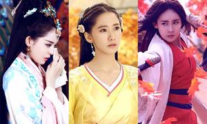 Nhan sắc Điêu Thuyền và dàn mỹ nữ trong phim về Triệu Tử Long
