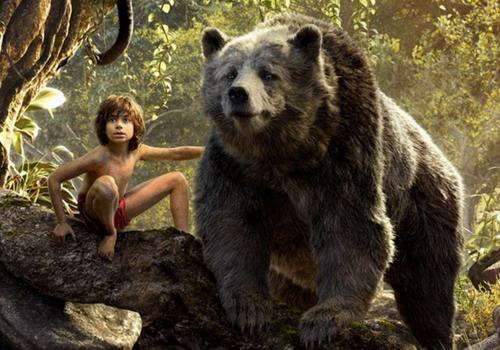 """""""The Jungle Book"""" đang là phim ăn khách thứ năm của năm nay."""