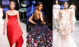 10 trang phục ấn tượng đêm thứ hai Tuần thời trang quốc tế