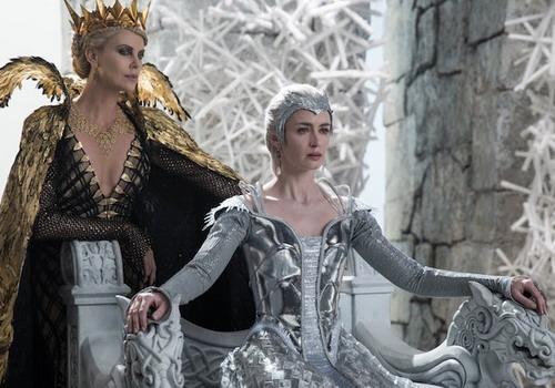 Hai nữ hoàng trong phim