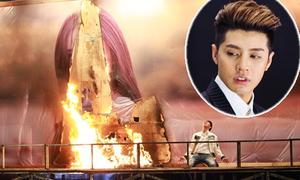 Noo Phước Thịnh đốt ảnh người yêu trong MV mới