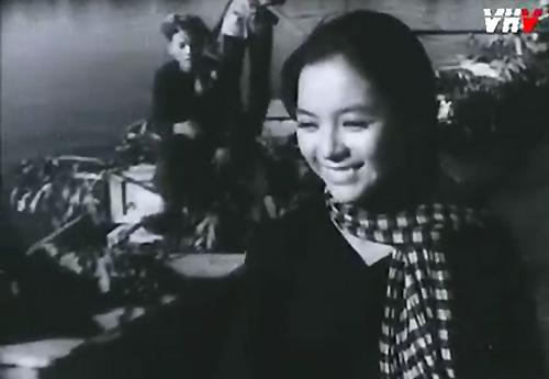 """Ái Vân trong phim """"Chị Nhung""""."""