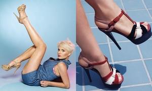 12 đôi giày hàng hiệu khiến phụ nữ 'phát cuồng'