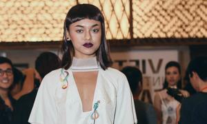 Quỳnh Mai bị phạt 22,5 triệu đồng vì thi chui Asia's Next Top Model