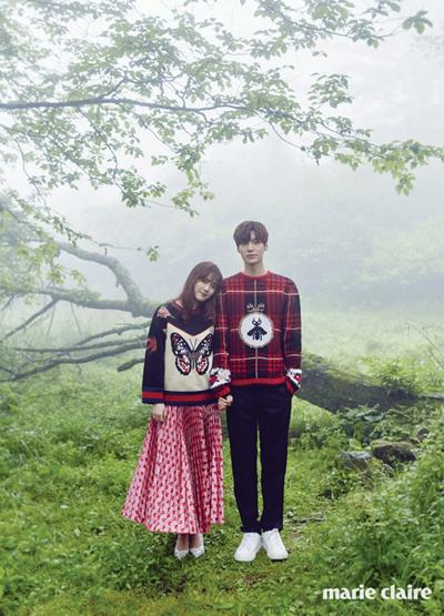 Goo Hye Sun - Ahn Jae Hyun nảy sinh tình cảm sau khi đóng chung Blood (Bác sĩ ma cà rồng) năm 2015.