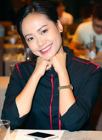 Nghệ sĩ Hồng Ánh