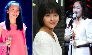 Những 'công chúa' tài năng của sao Việt
