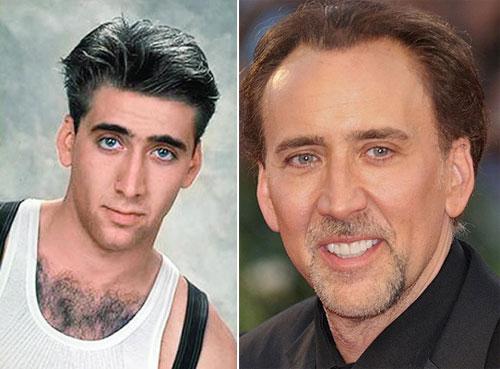 """Nicolas Cage, diễn viên """"Ma tốc độ""""."""