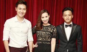 Lã Thanh Huyền vướng tình tay ba trong phim mới