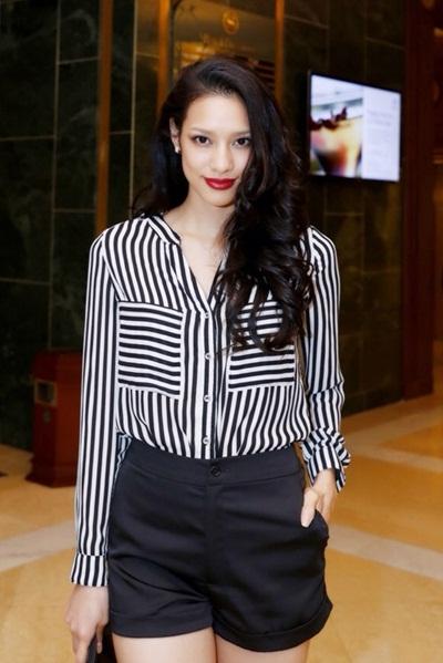Từng sở hữu một số hợp đồng quảng cáo lớn tại Thái Lan, cô là một đối thủ mạnh của các thí sinh trong cuộc thi. Tuy nhiên, cân nặng 58 kg và khung xương to là bất lợi của người đẹp.