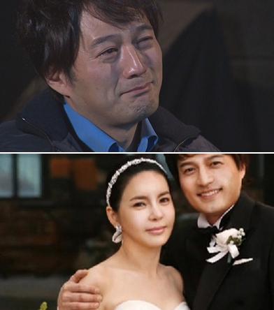 Kim Sung Min từng rớm nước mắt khi tiết lộ trong một chương trình truyền hình
