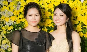 Vợ Minh Tiệp đọ sắc với Hoa hậu dân tộc Ngọc Anh