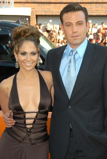 Mối quan hệ giữa Jennifer Lopez và Ben Affleck từng tốn nhiều giấy mực của báo giới vào giữa thập niên 2000.