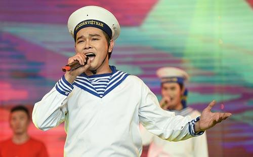 Linh Tý bứt phá giành giải nhất tuần thhi.
