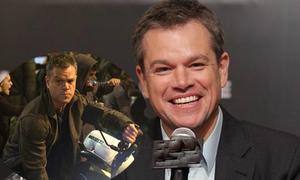 Matt Damon: 'Tôi thích Jason Bourne hơn điệp viên 007'