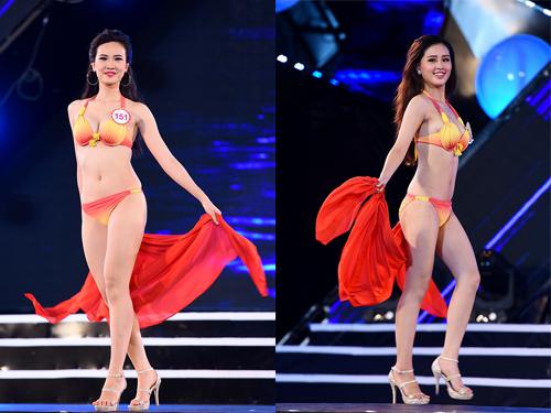 18-thi-sinh-hoa-hau-mien-bac-thieu-dot-san-khau-voi-bikini-2