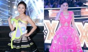 Những trang phục gây ồn ào của sao Việt