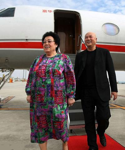 Theo số liệu năm 2015, bà Trần Lệ Hoa là người phụ nữ giàu thứ hai Trung Quốc