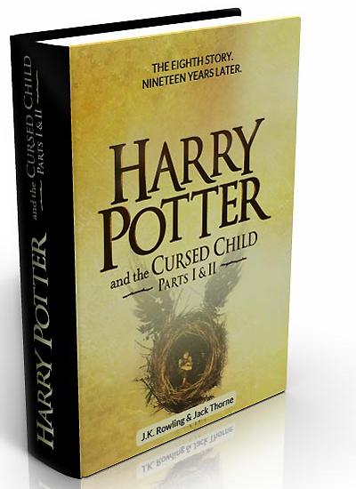Cuốn Harry Potter and the cursed child bản tiếng Anh ra mắt tại Việt Nam cùng lúc với thế giới. Cuốn sách là phiên bản in của vở kịch hai phần cùng tên.
