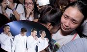 Fan nức nở chia tay nhóm nhạc 365 của Ngô Thanh Vân