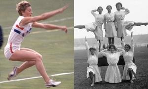 17 khoảnh khắc thời trang đáng nhớ tại các kỳ Olympic