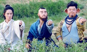 Tạo hình mới của thầy trò Đường Tăng gây tranh cãi