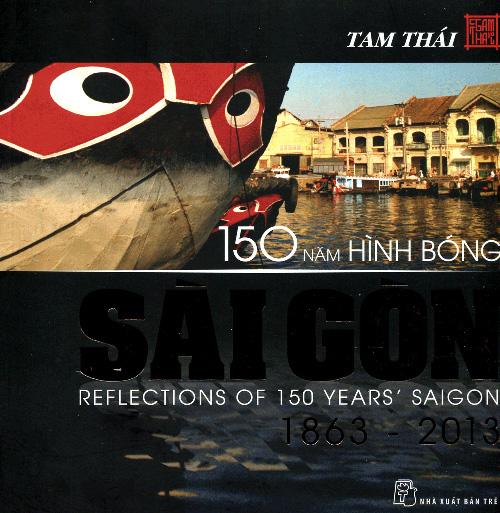 Bìa sách 150 hình bóng Sài Gòn.