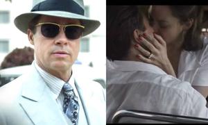 Trailer có cảnh âu yếm trong xe hơi của Brad Pitt hot nhất tuần