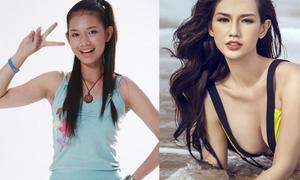 10 năm biến đổi nhan sắc của Quỳnh Chi