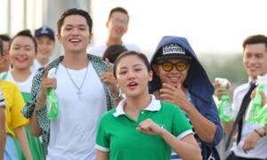 Văn Mai Hương hợp tác với Phúc Bồ, Bảo Kun trong MV mới