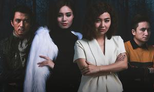 Lê Khánh, Lan Ngọc kể chuyện sợ ma