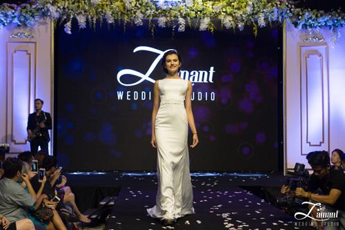 Bộ sưu tập hứa hẹn sẽ mang đến vẻ đẹp lộng lẫy nhất cho cô dâu trong ngày cưới - khoảnh khắc quan trọng nhất trong cuộc đời mỗi người.