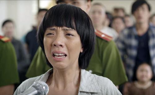 Thu Trang thử sức với vai bi trong phim Nắng.