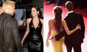Jolie-Pitt và những lần sánh đôi tình tứ trên thảm đỏ