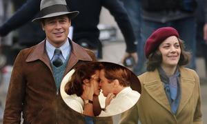 Trailer phim nhiều cảnh 'nóng' của Brad Pitt hot nhất tuần