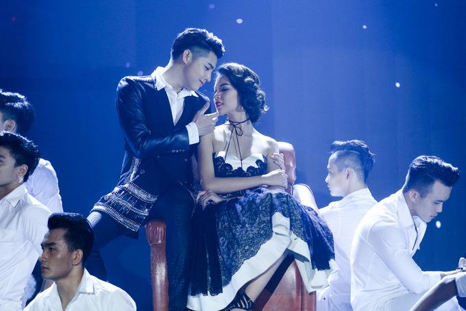 Quán quân The Face đóng vai người tình của Noo Phước Thịnh