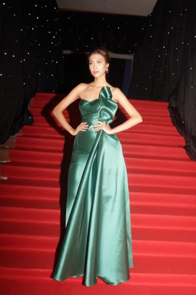 Quán quân Vietnams Next Top Model 2014 Nguyễn Oanh