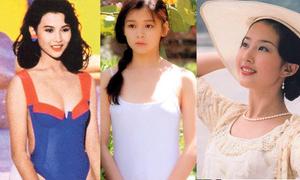 Vẻ đẹp thuở trăng rằm của các đại mỹ nhân Hoa ngữ