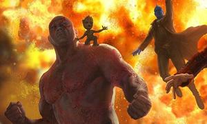 'Guardians Of The Galaxy' giết nhiều người nhất màn ảnh