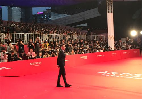 Liên hoan phim quốc tế Busan (Busan International Film Festival) lần thứ 21 khai mạc chiều tối nay (6/10).