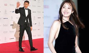 Isaac cùng dàn sao Hàn dự khai mạc Liên hoan phim Busan