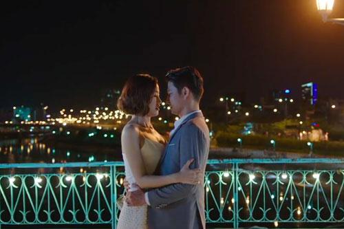 Trong phim, nhân vật của Huy Khánh