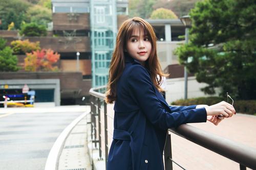 Người đẹp là khách mời trao một giải thưởng quan trọng trong chung kết cuộc thi nhan sắc cấp quốc gia của Hàn Quốc vào ngày 23/10. Ông bầu của cô