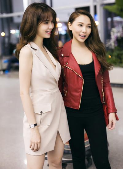 Diễn viên - người mẫu Quỳnh Thư