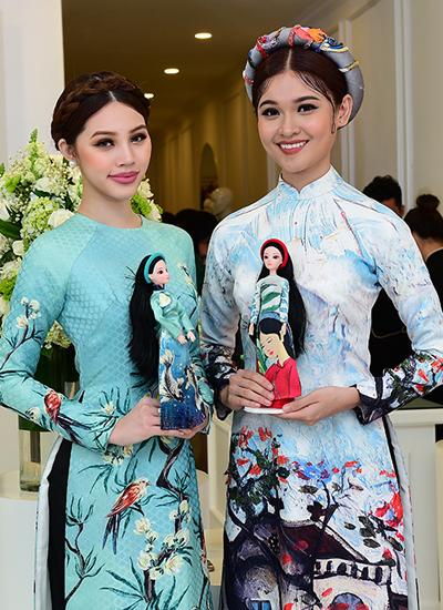 Hoa hậu người Việt tại Úc Jolie Nguyễn,
